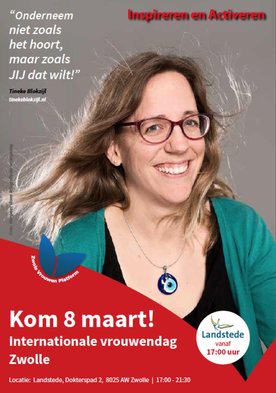 Tineke Blokzijl – voor introverte vrouwelijke ondernemers